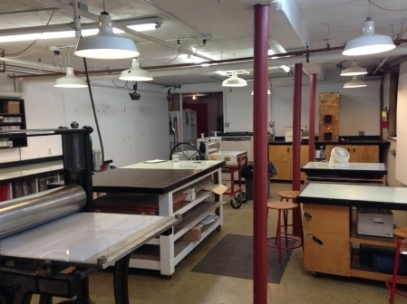 Mixit Print Studio -Facilities